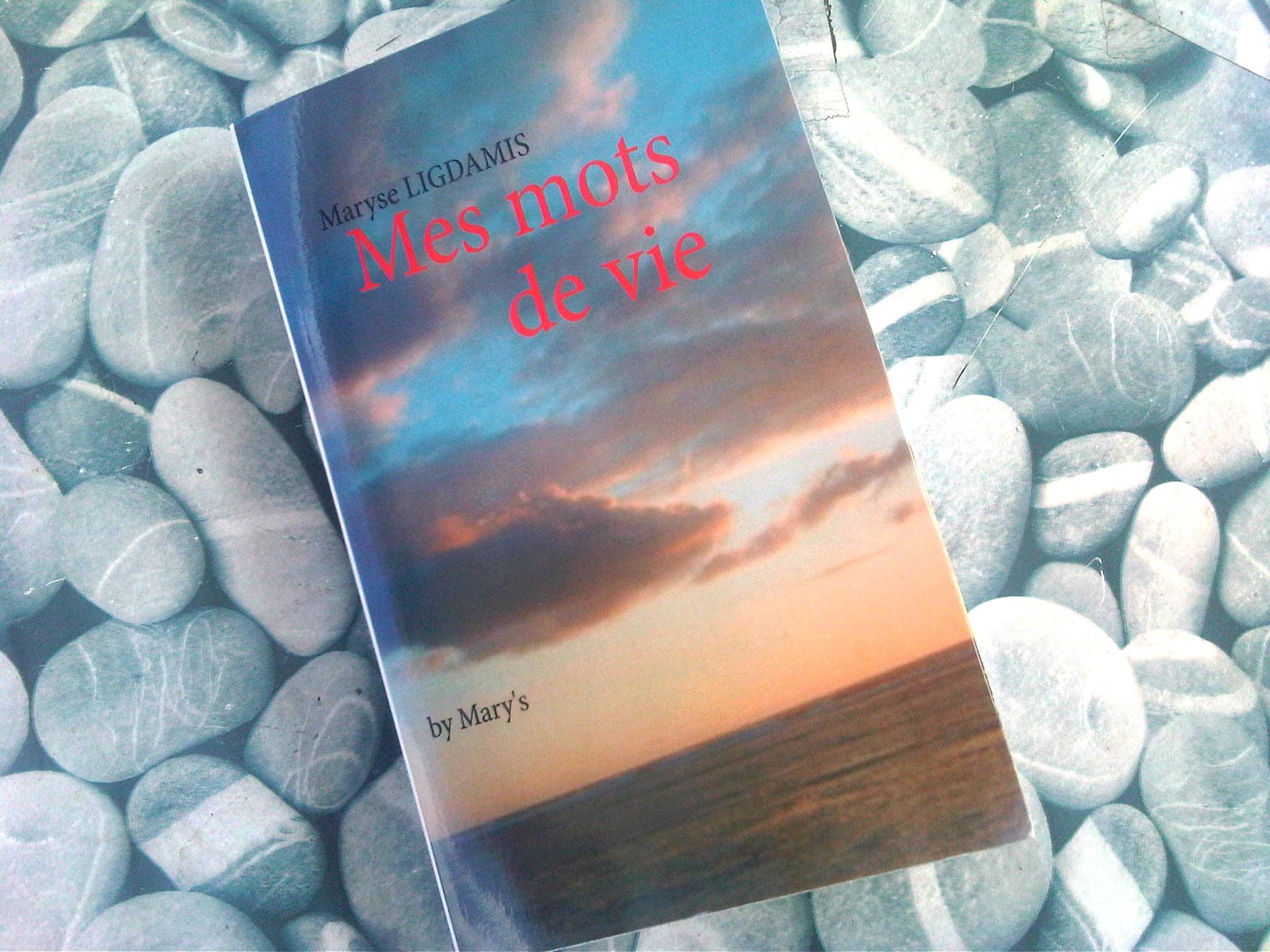 Mon livre: Mes mots de vie
