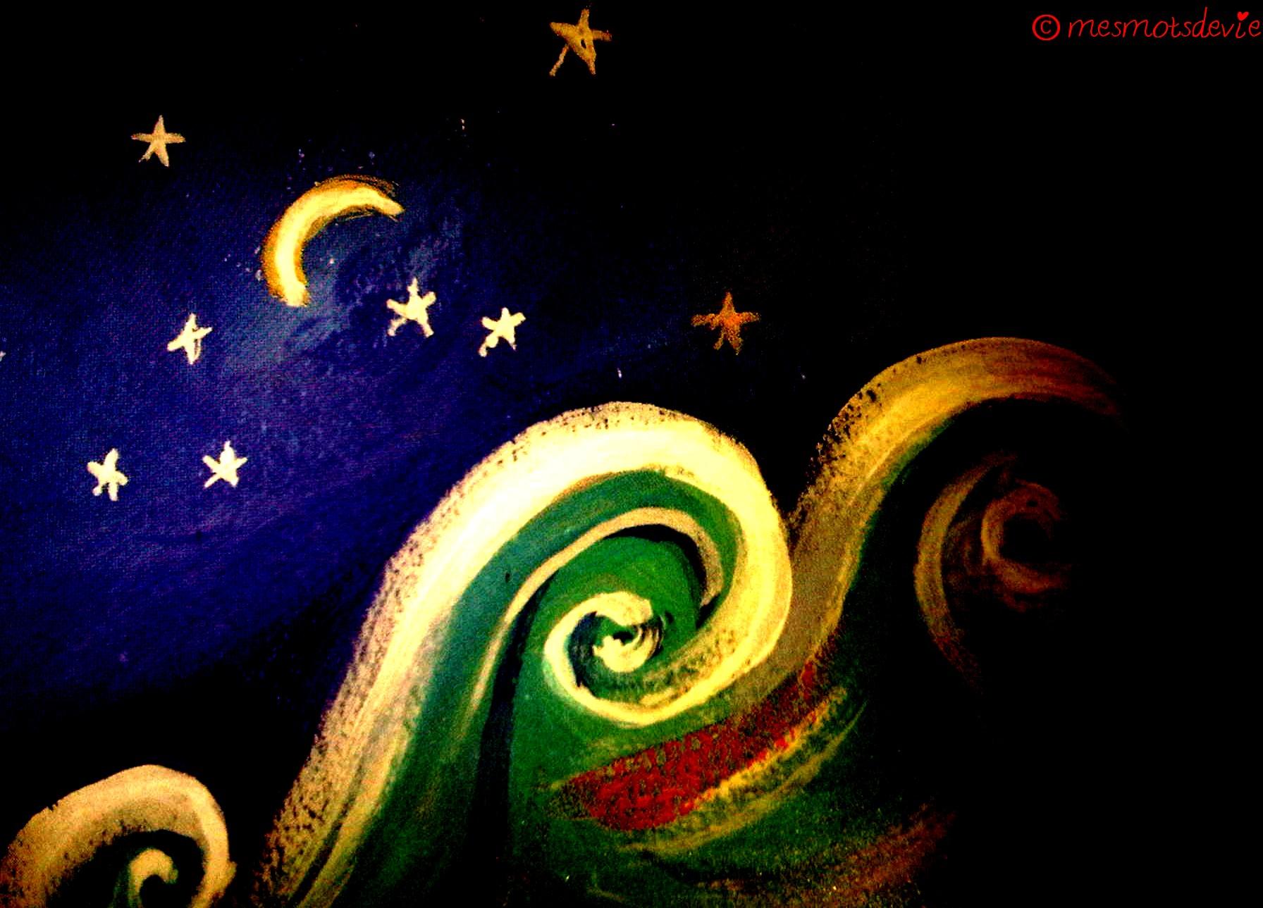 Rêves de lune…