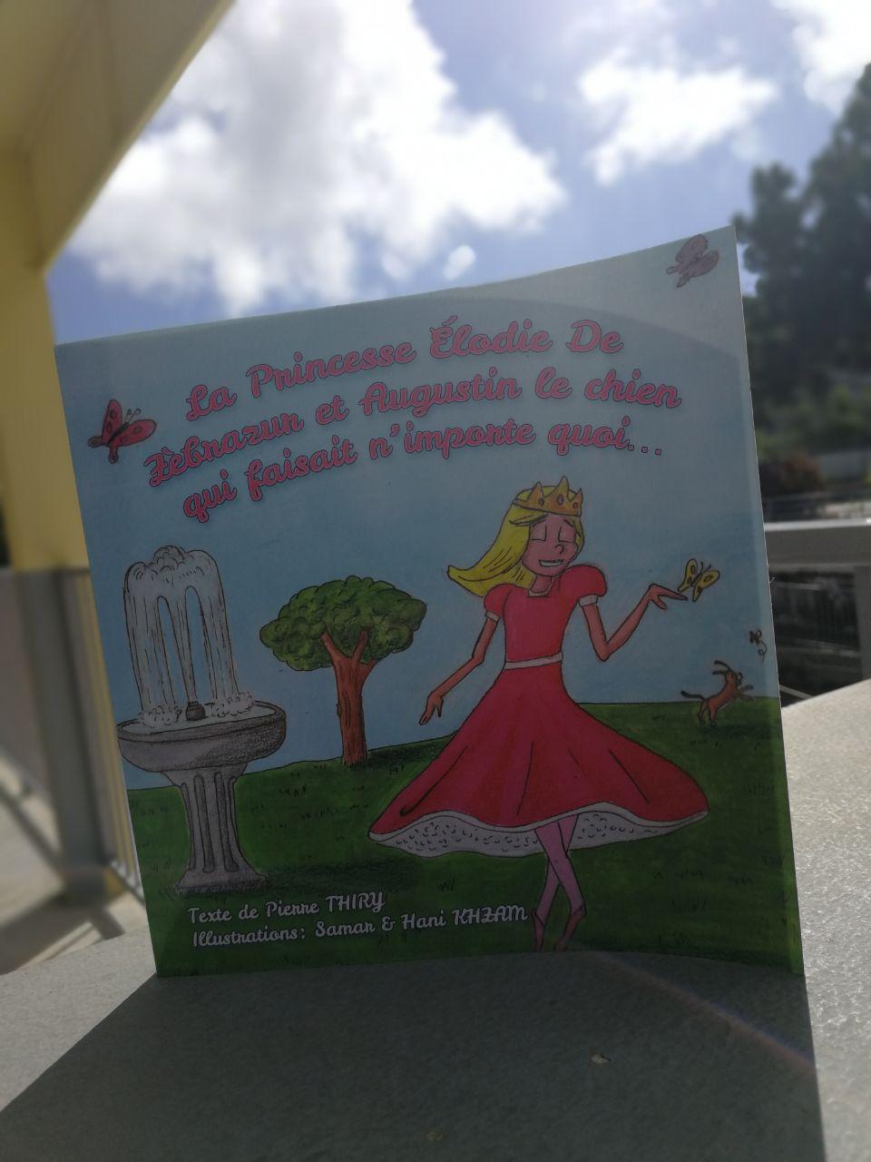 Chronique d'un album pour enfants rempli de fantaisie et de poésie…