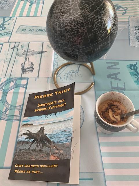 Chronique : Sansonnets aux sirènes s'arriment de Pierre Thiry